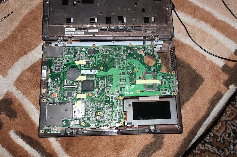 Разобранный ноутбук Asus Z99H