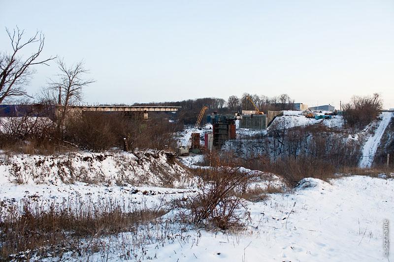 строительство моста 3