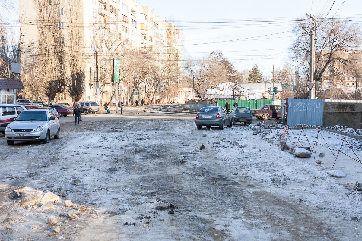 2й комсомольский проезд и улица политехническая