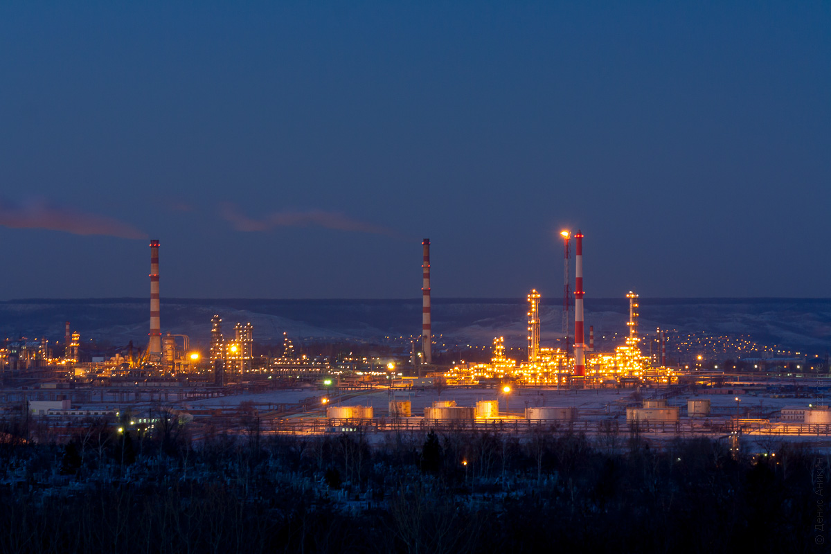 Саратовский нефтеперерабатывающий завод СНПЗ Крекинг