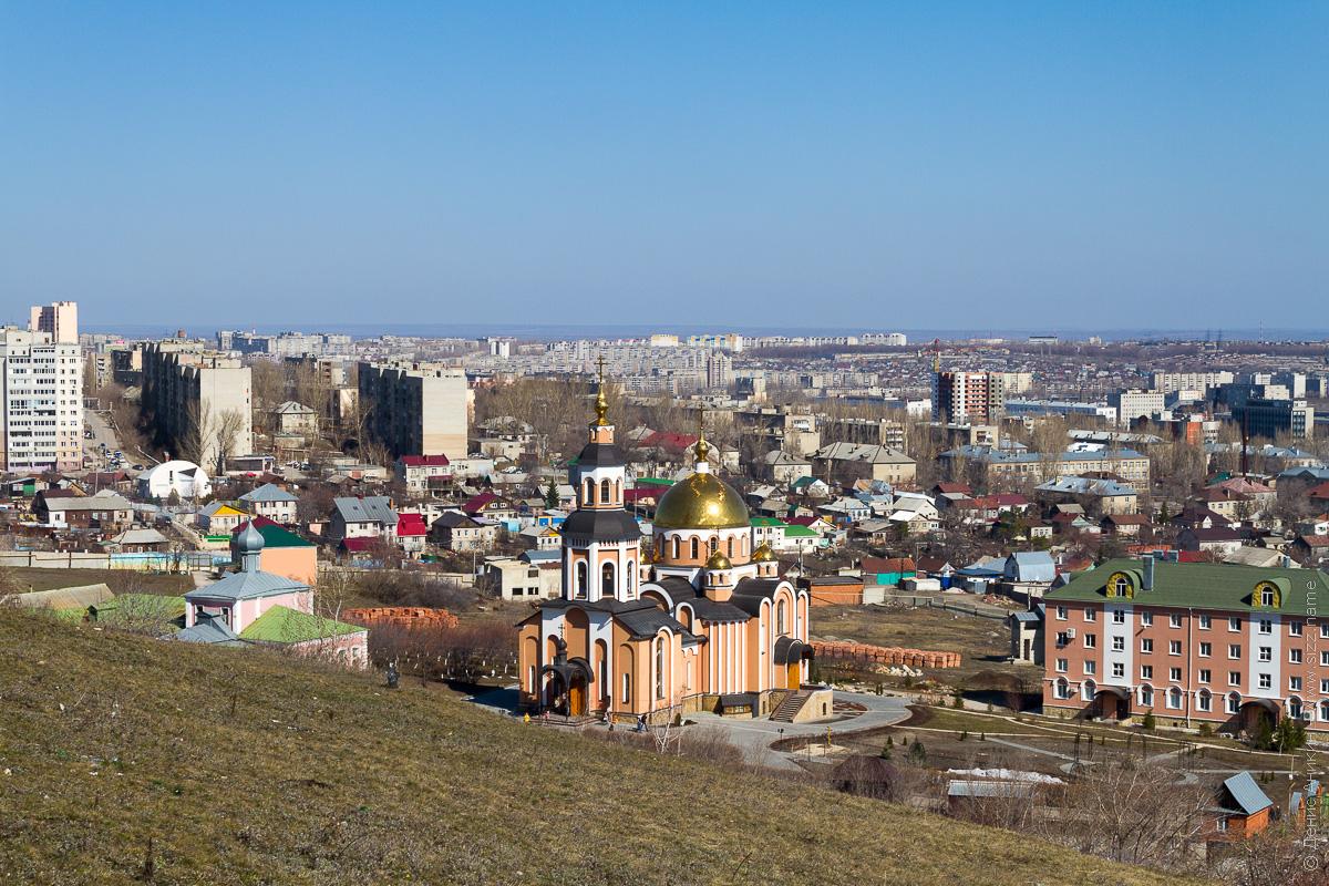 Храм Свято-Алексеевкого женского монастыря