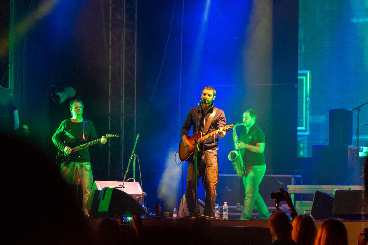 концерт группы Ума2рман в Саратове на день города