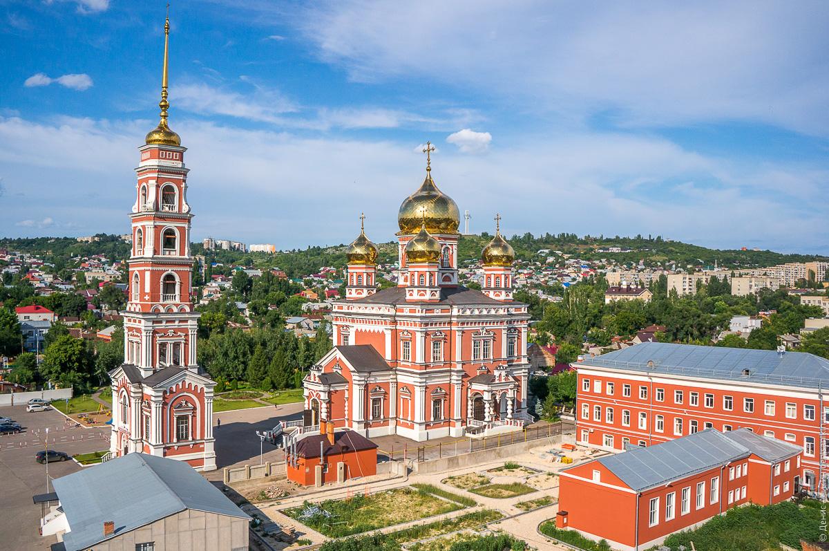 Покровская церковь Саратов