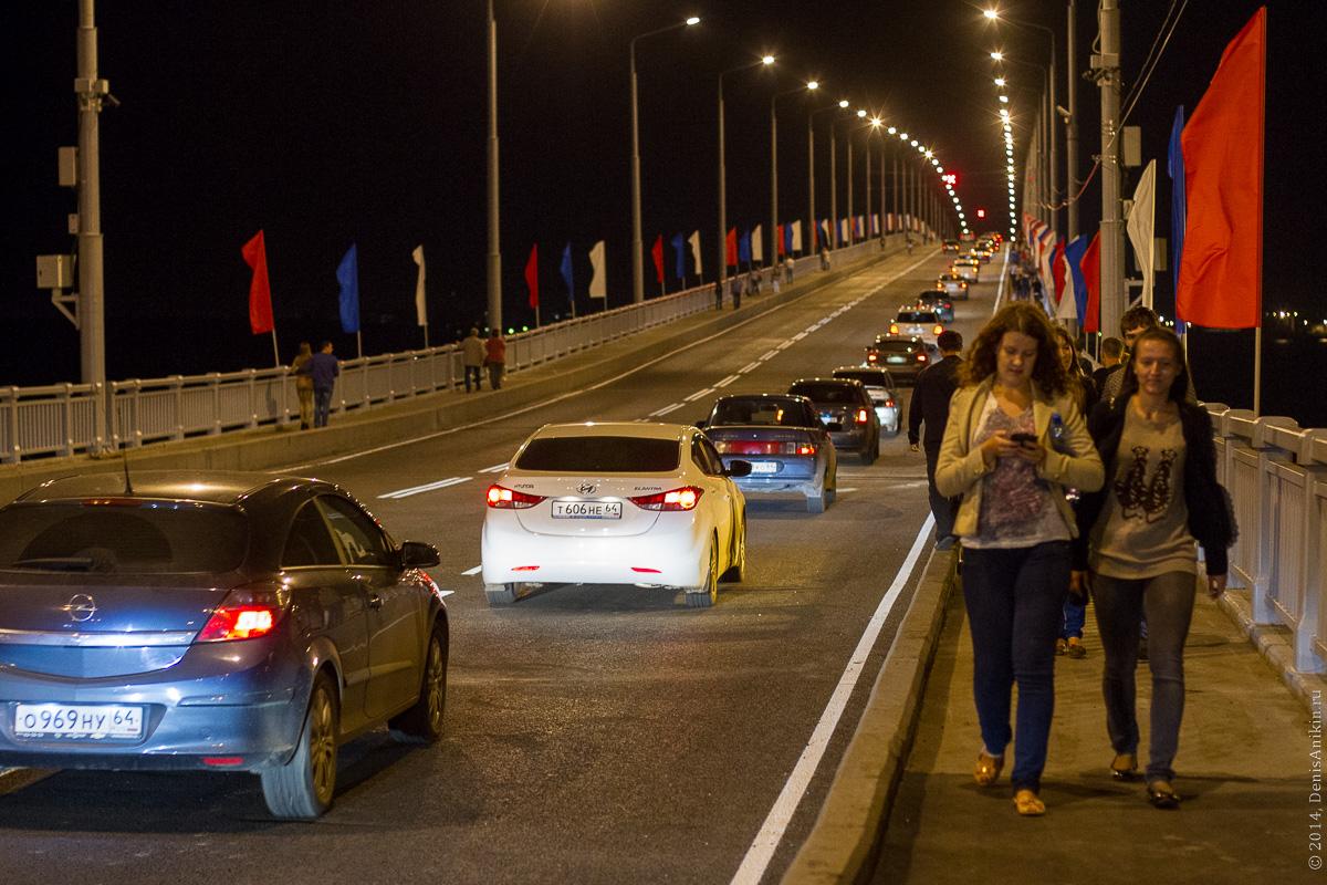 открытие моста саратов-энгельс фото 20