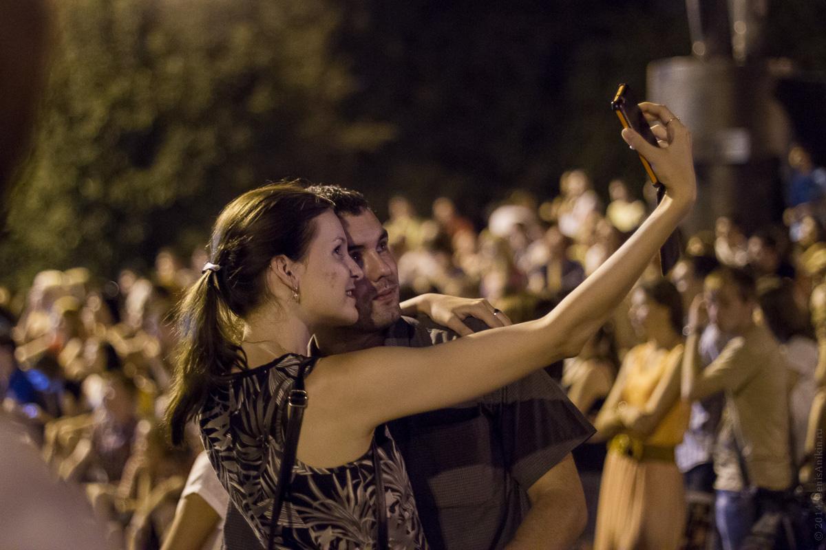 Фестиваль уличного кино в Саратове 15.08.2014 фото 9