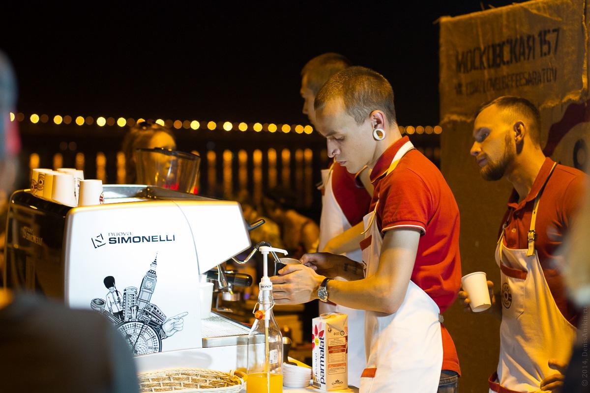 Фестиваль уличного кино в Саратове 15.08.2014 фото 11