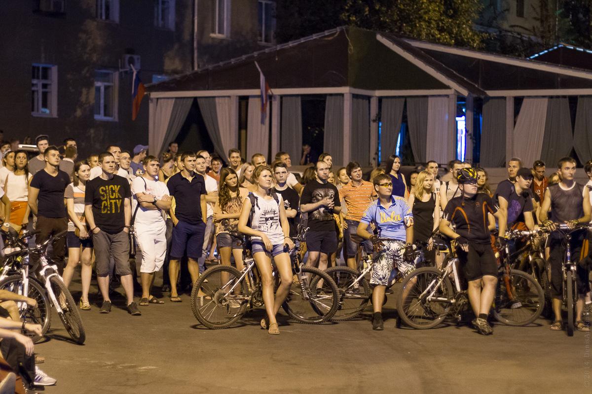 Фестиваль уличного кино в Саратове 15.08.2014 фото 15