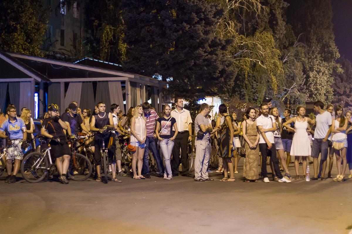 Фестиваль уличного кино в Саратове 15.08.2014 фото 16