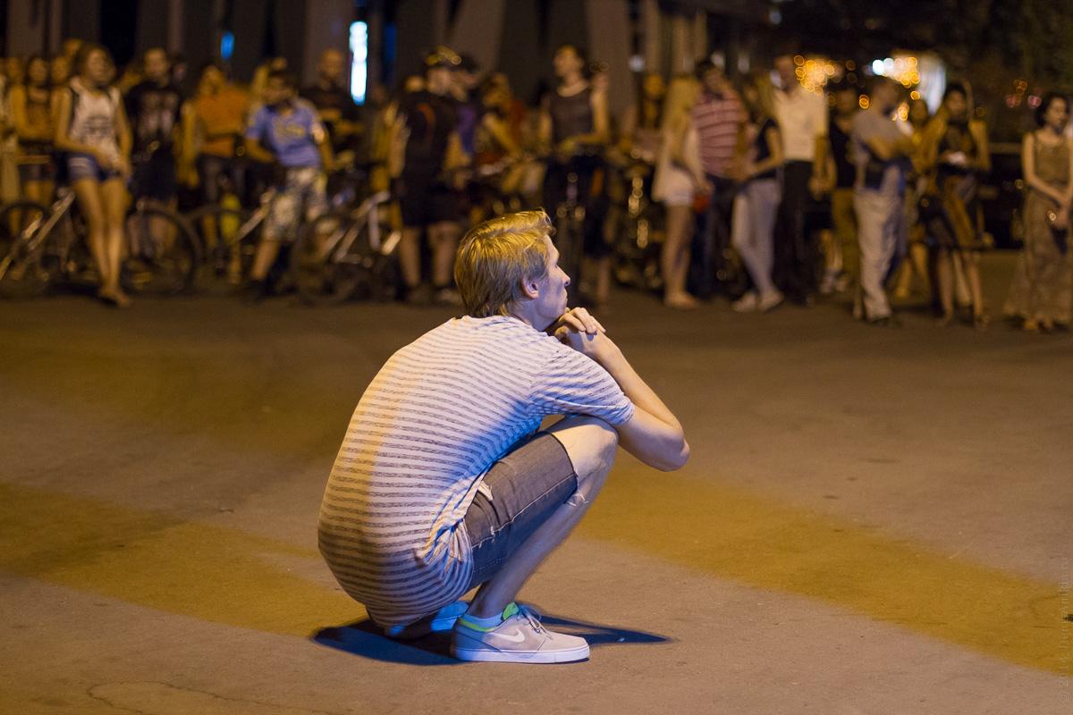 Фестиваль уличного кино в Саратове 15.08.2014 фото 17