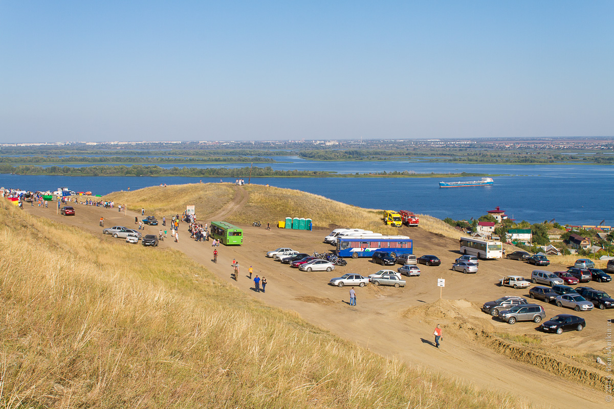 Фестиваль реконструкции на Увеке