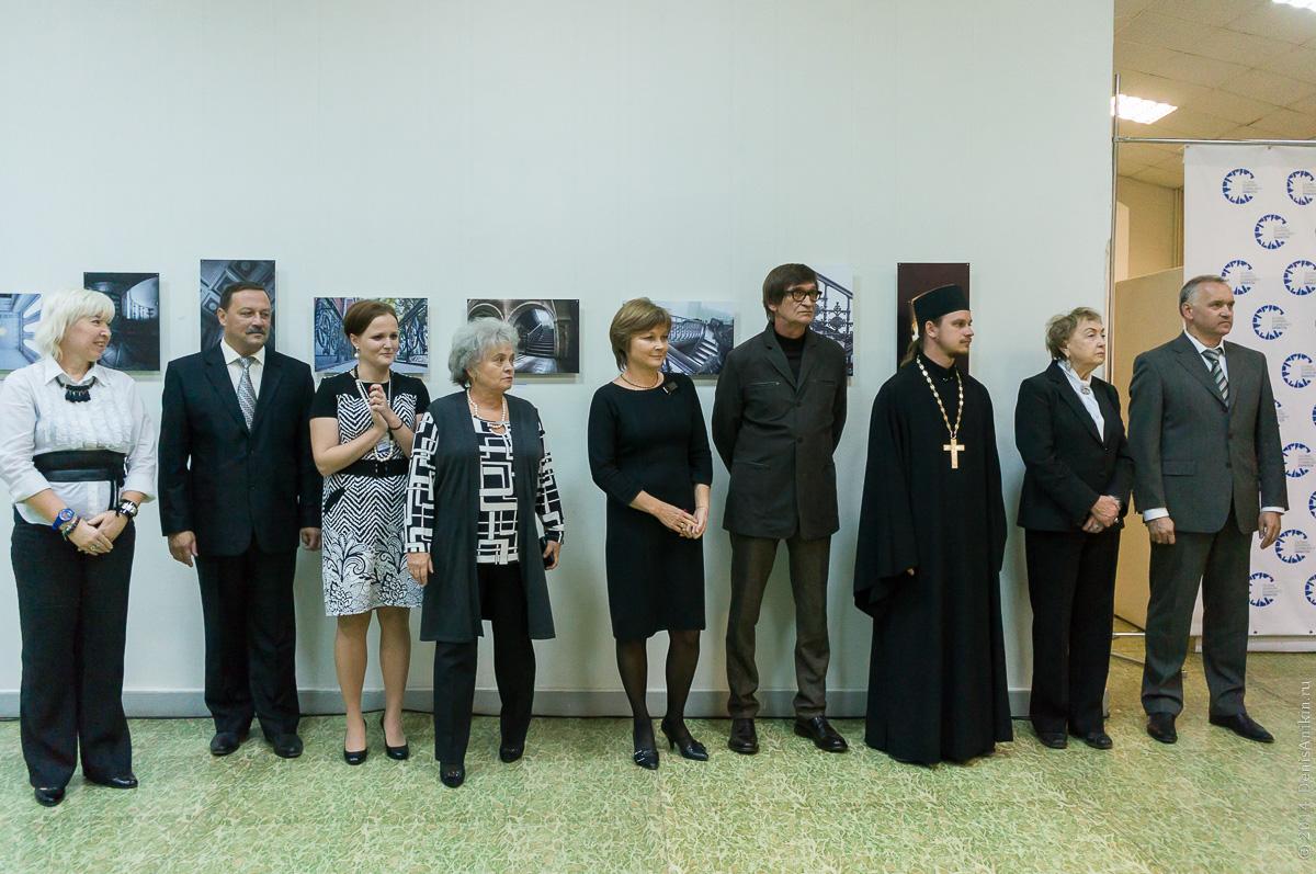 Открытие выставки Скрытое Величие 2