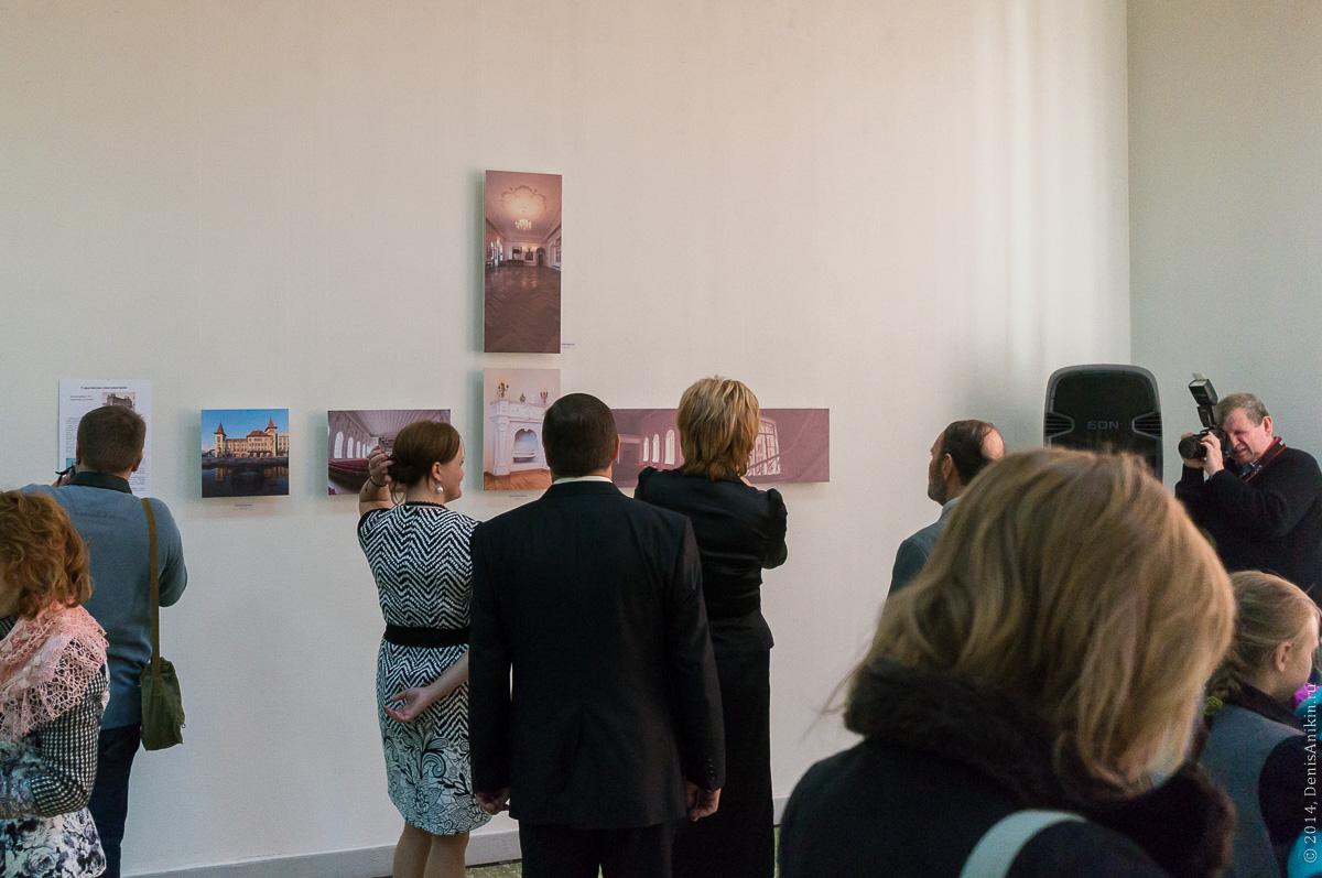 Открытие выставки Скрытое Величие 6