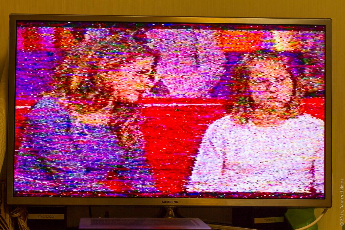 Тест приема ТВ сигнала фото 9