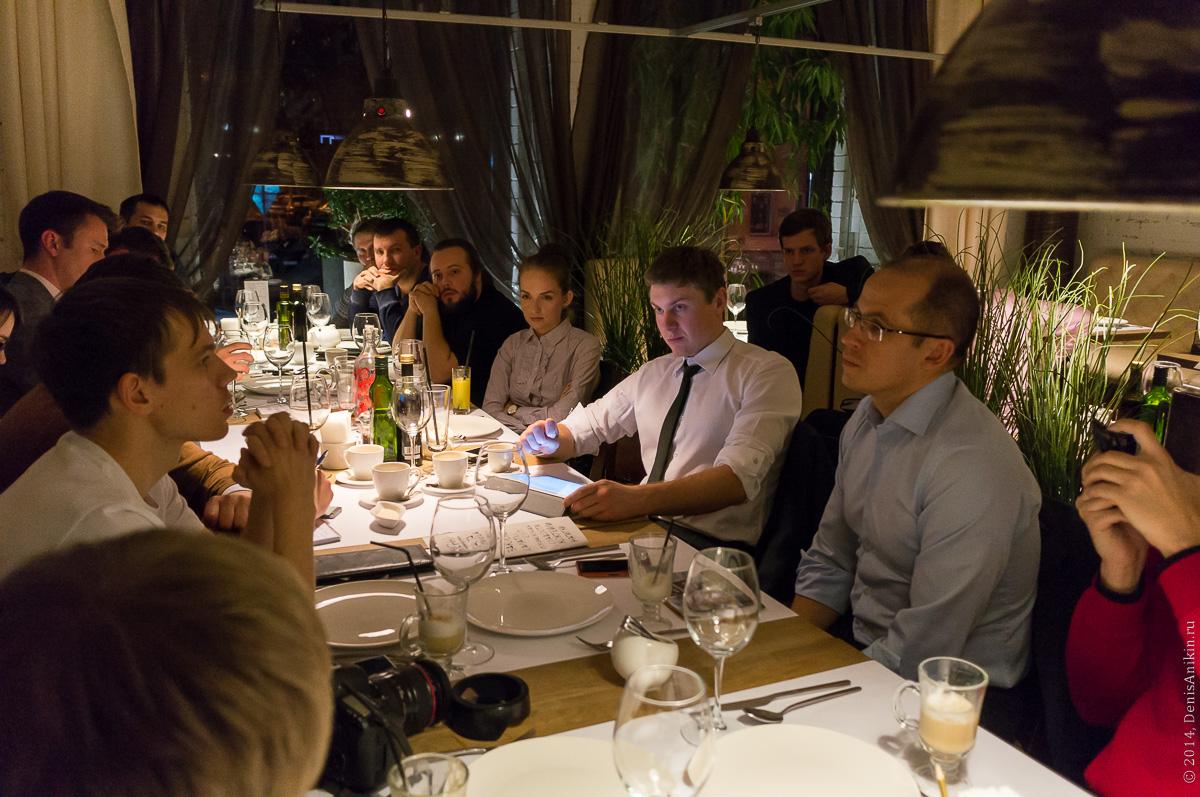 Встреча блогеров с секретарём Общественной Палаты Российской ФедерацииАлександром Бречаловым