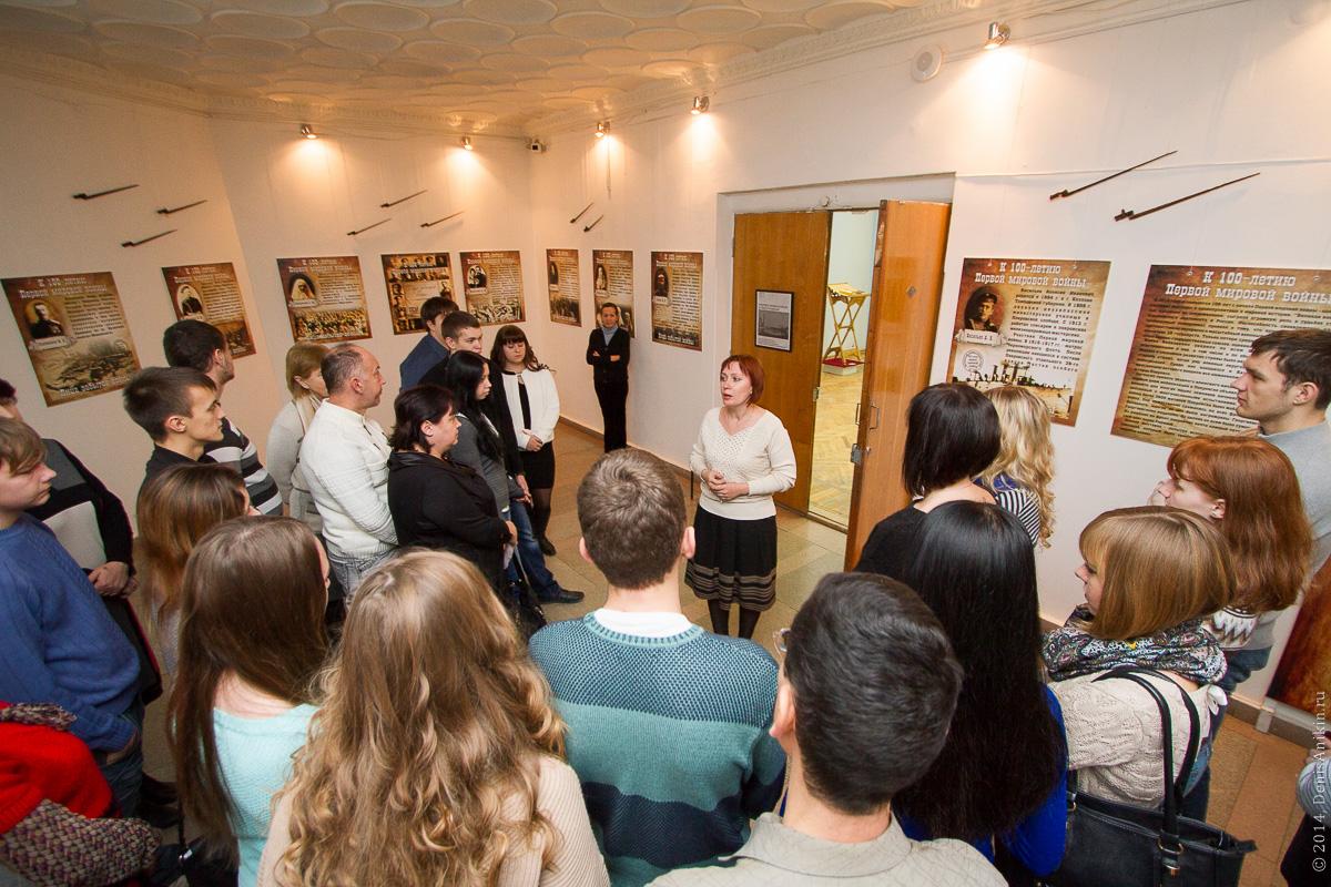 Экскурсия в Энгельсский краеведческий музей фото 3