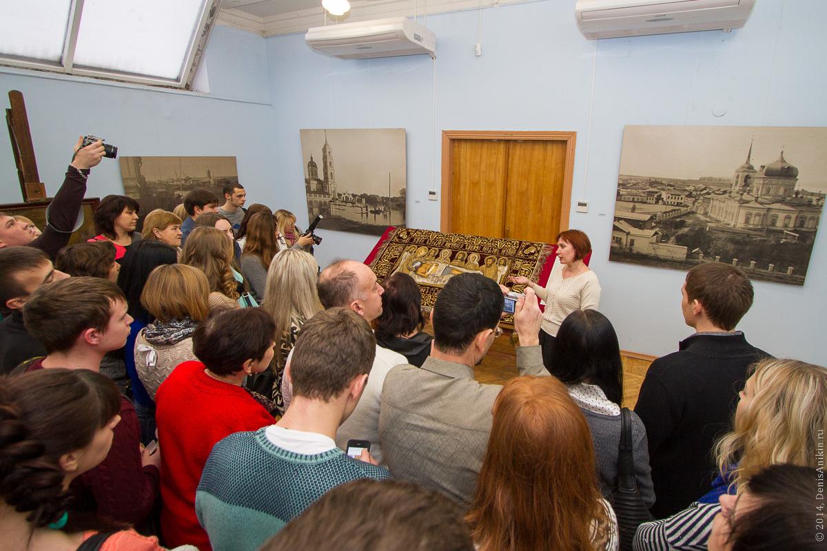 Экскурсия в Энгельсский краеведческий музей фото 4