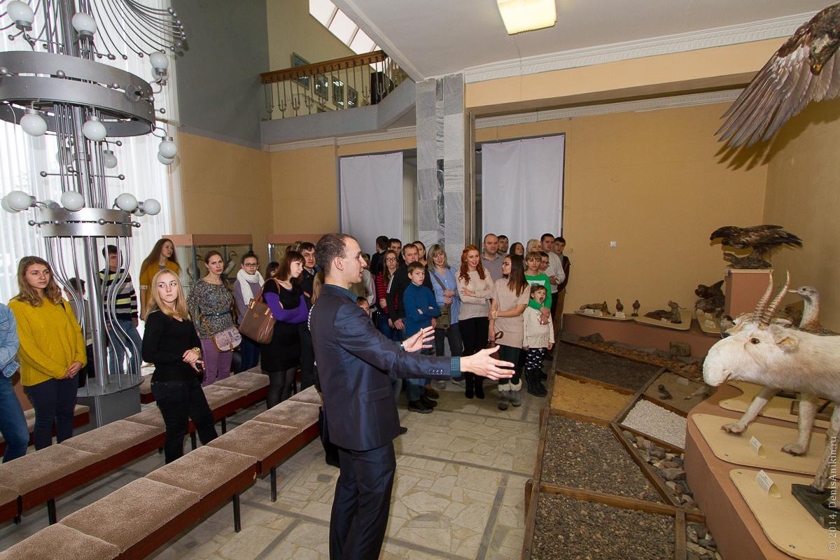 Экскурсия в Энгельсский краеведческий музей фото 6