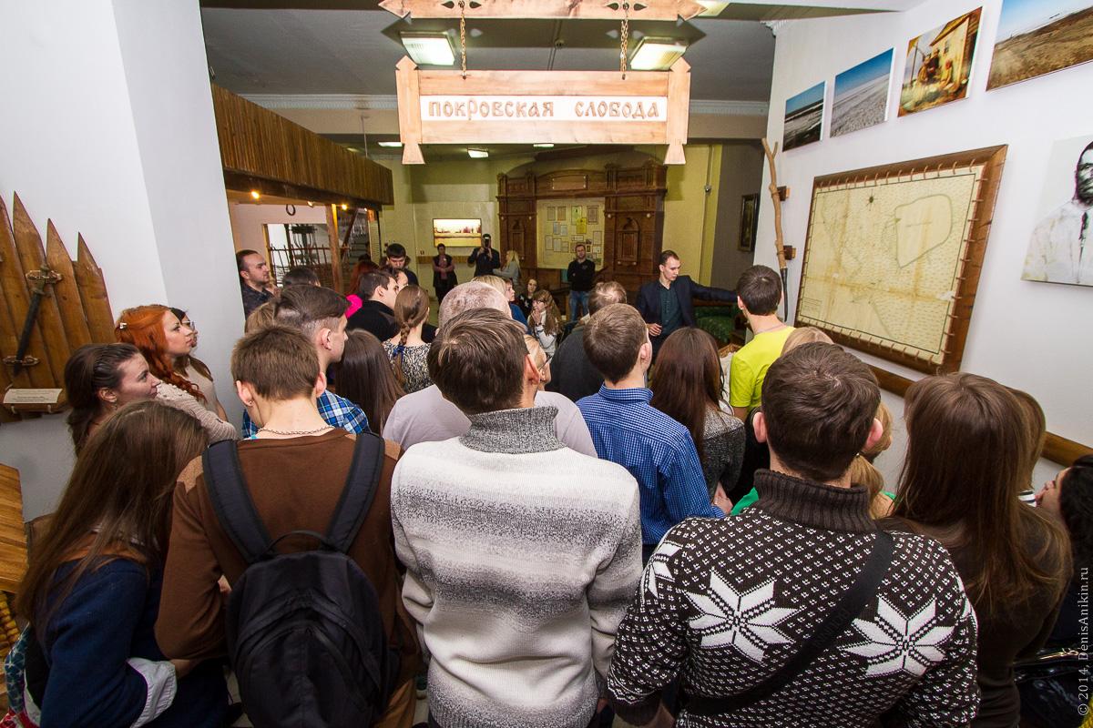 Экскурсия в Энгельсский краеведческий музей фото 10