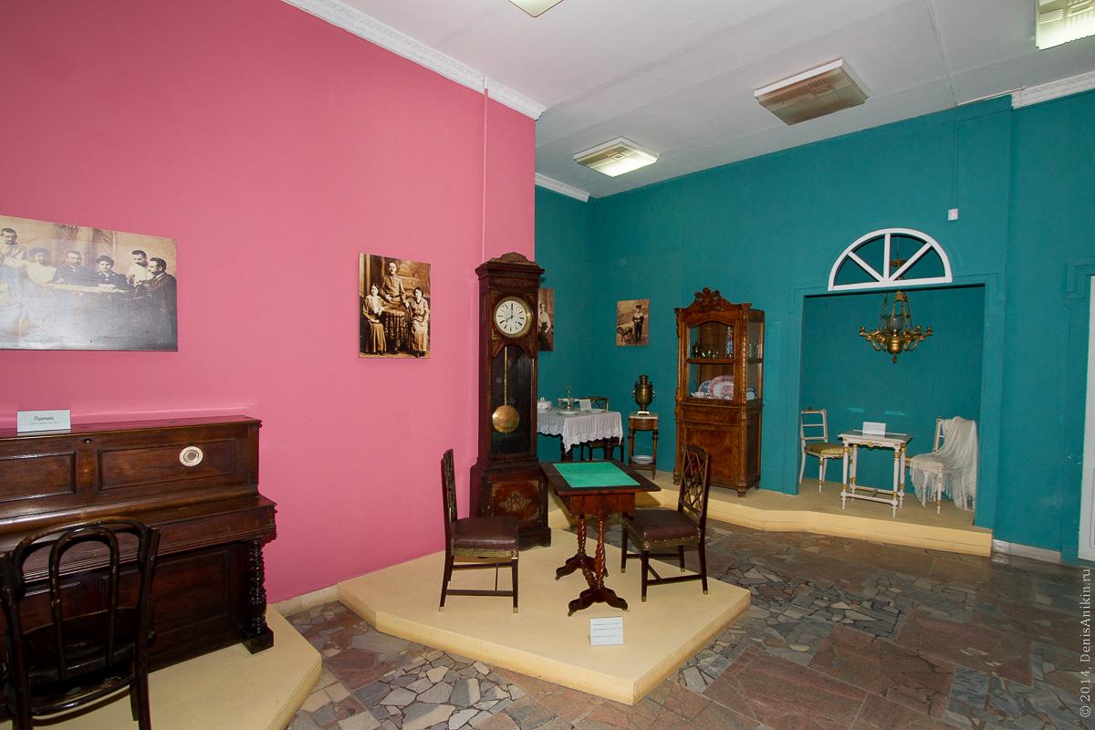 Экскурсия в Энгельсский краеведческий музей фото 13
