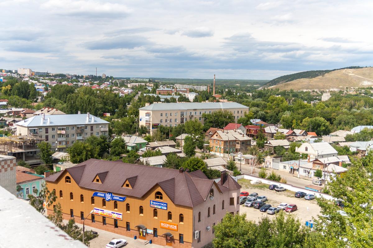 Картинка город вольск