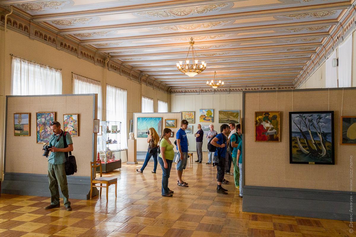 Вольская картинная галерея фото 17