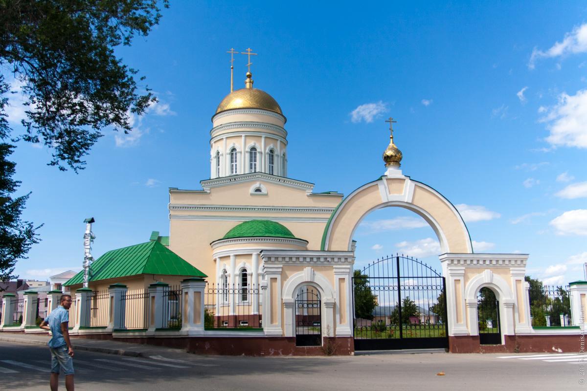 Святотроицкий собор Вольск