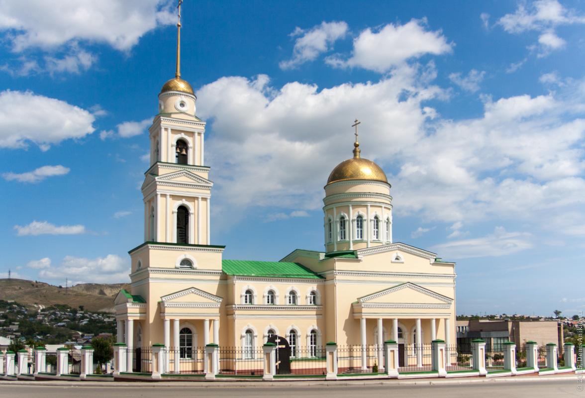 Свято-Троицкий собор Вольск