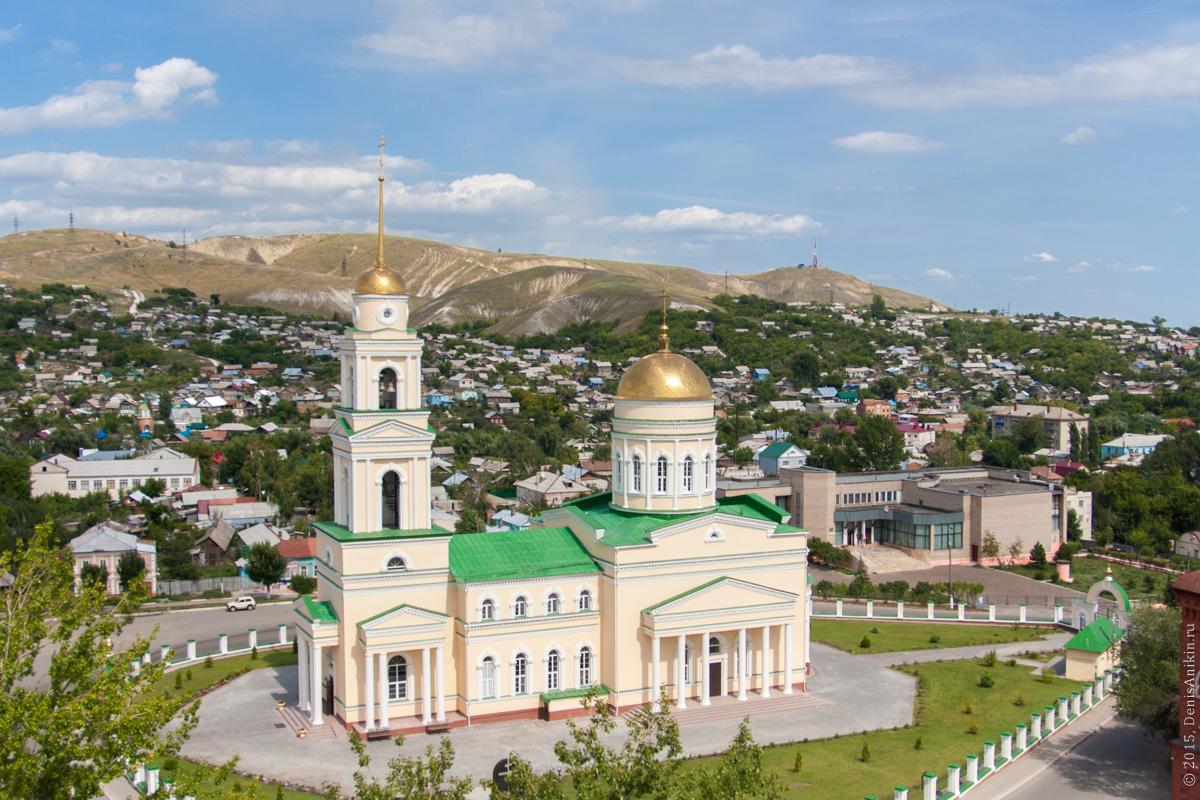 Собор Троицы Живоначальной в Вольске