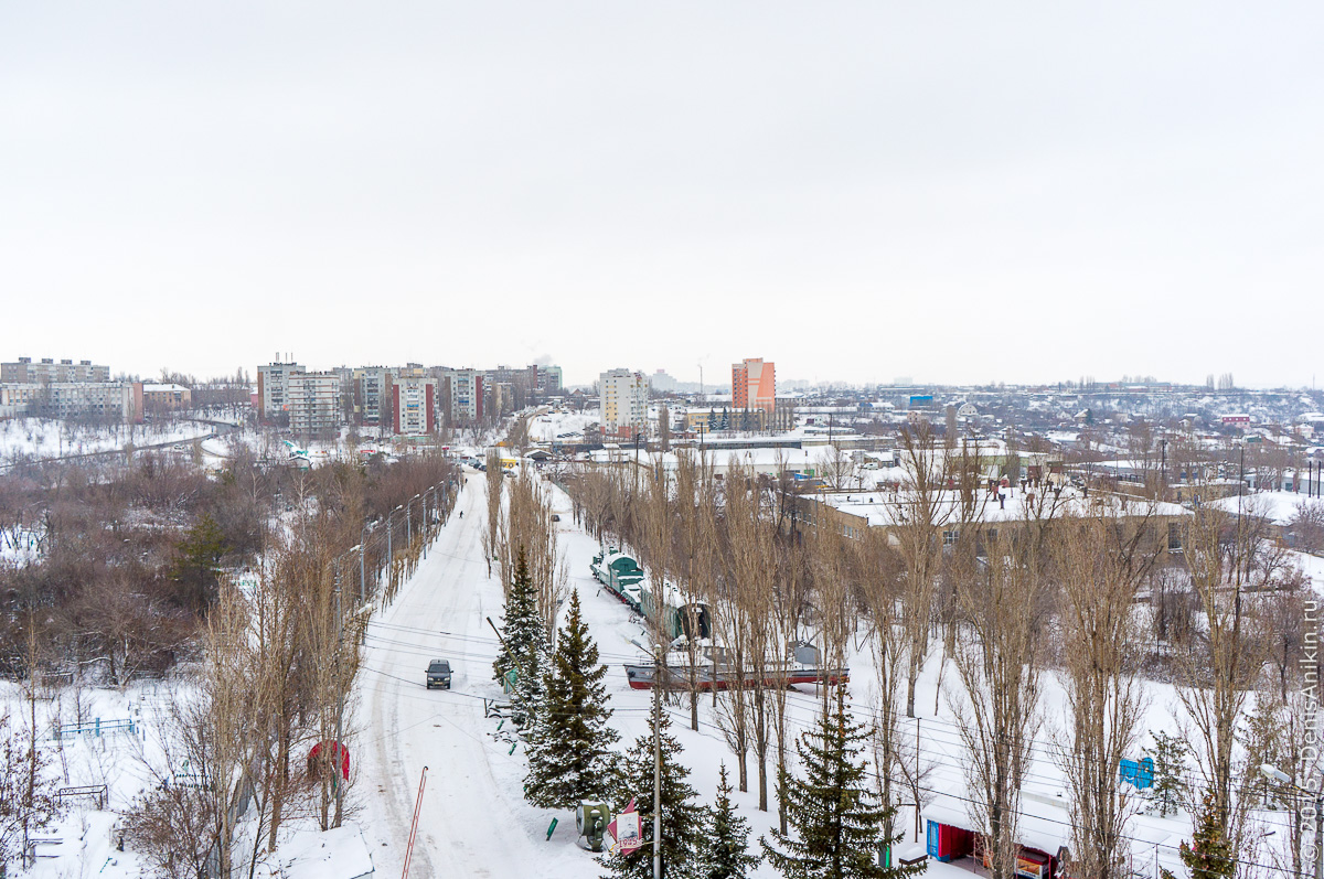 Парк Победы Саратов поезд аэросъемка
