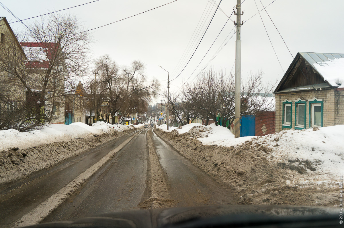 улица Чапаева Саратов