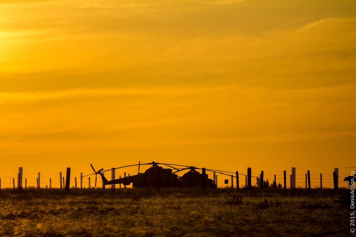 закат у вертолётки 2
