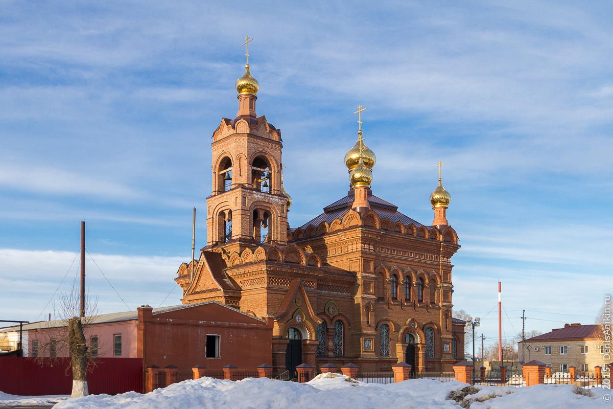Крестовоздвиженская Церковь, Хвалынск 5