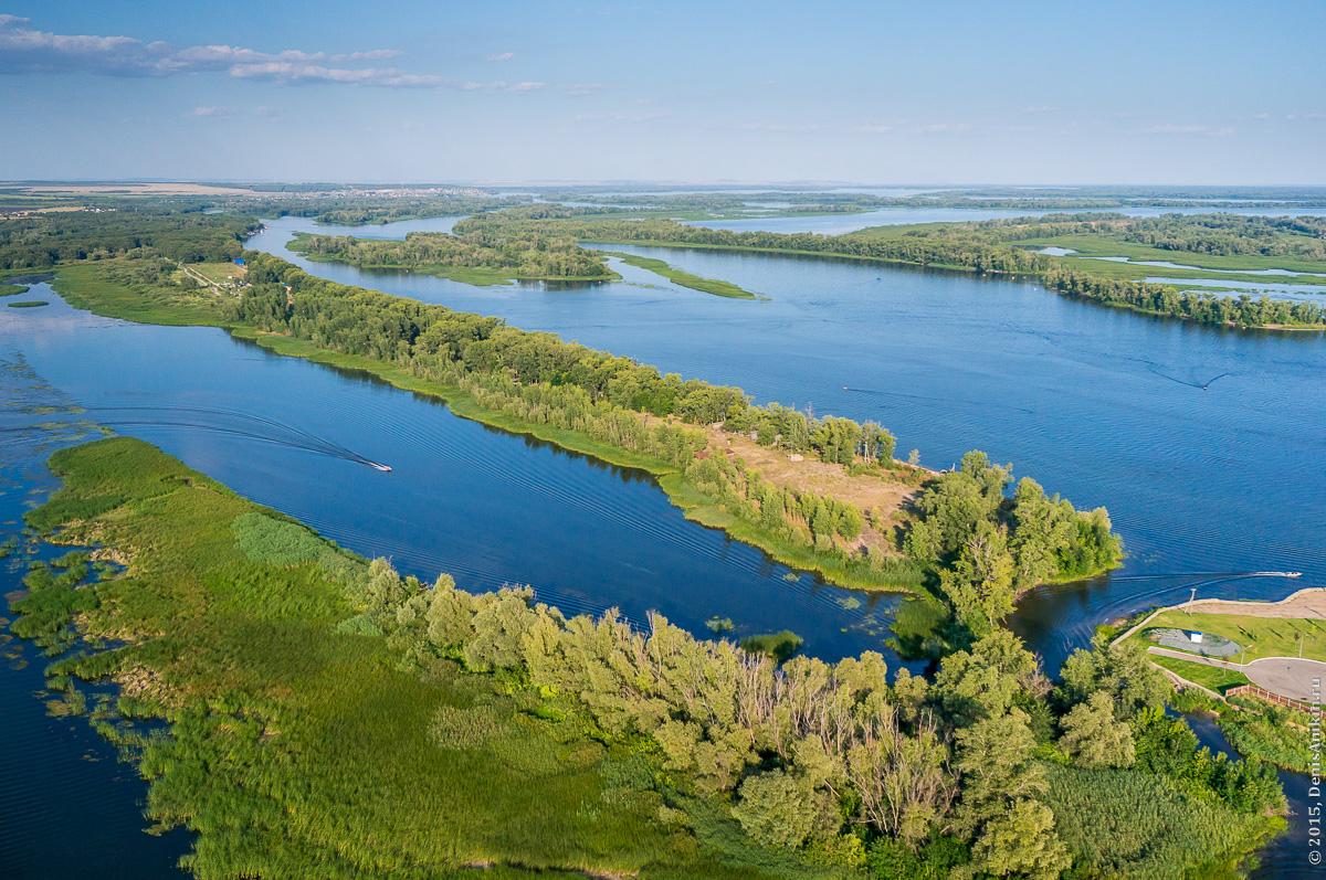 Волга Чардым 1