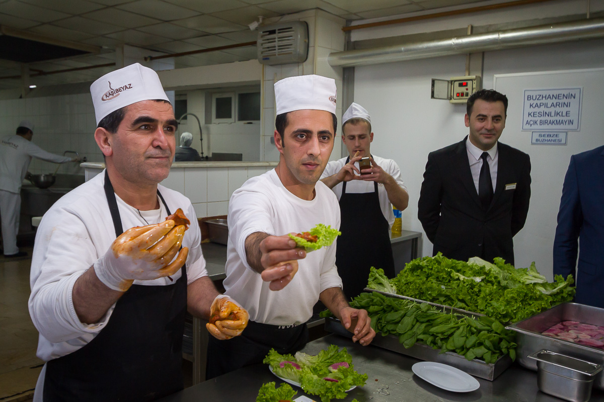 Ресторан Kaşıbeyaz 7