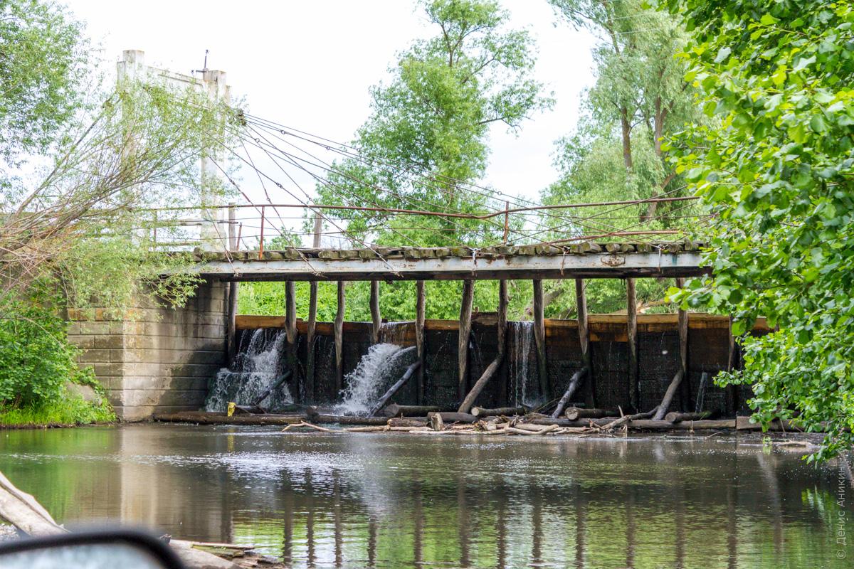 Подвесной мост в Сокуре 7