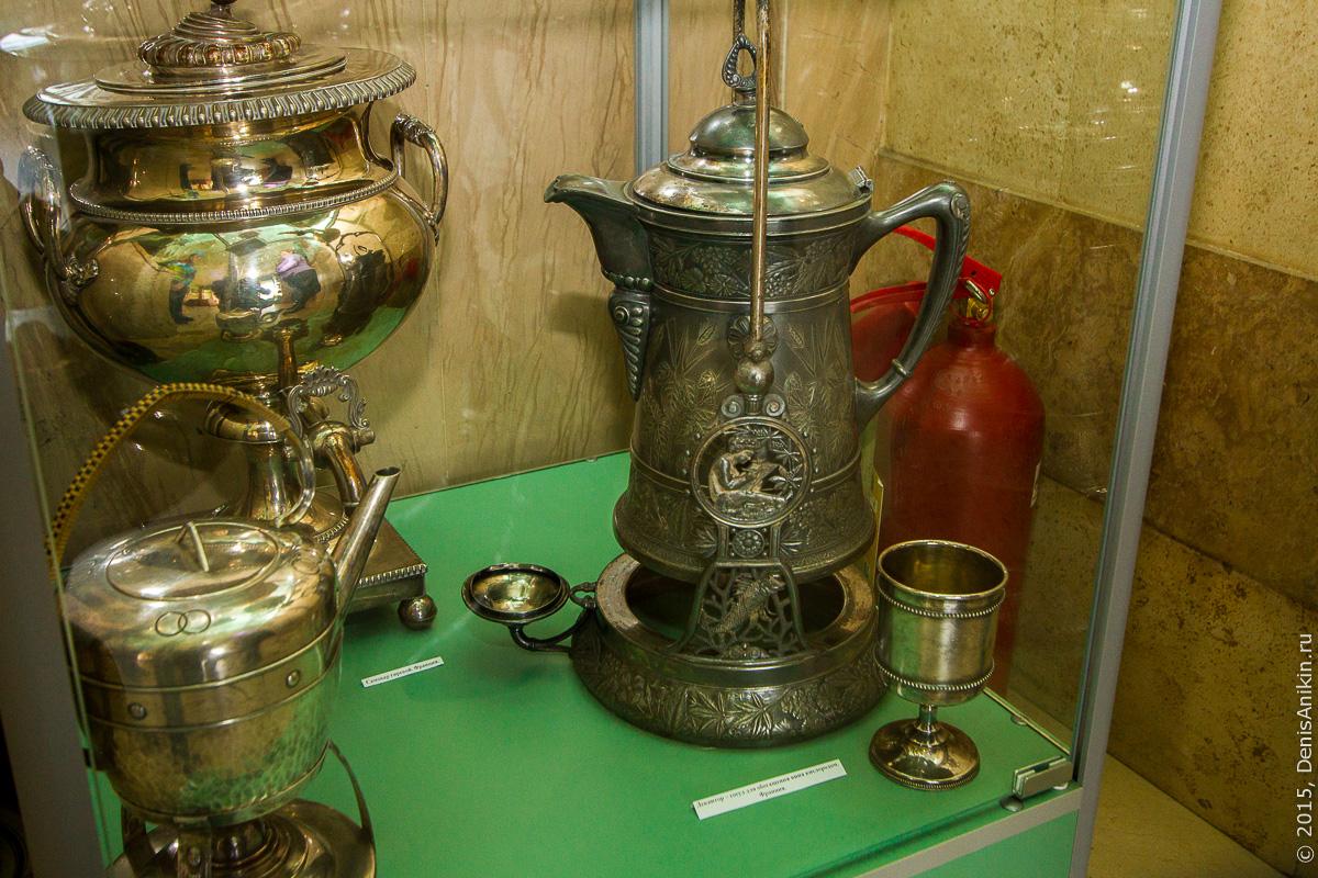 Отдел природы хвалынского краеведческого музея 16