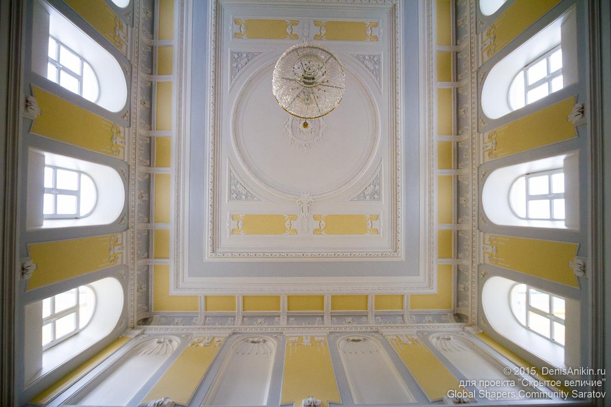 Здание Государственного Банка Саратов 14