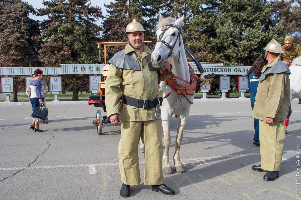 День пожарной охраны России 2