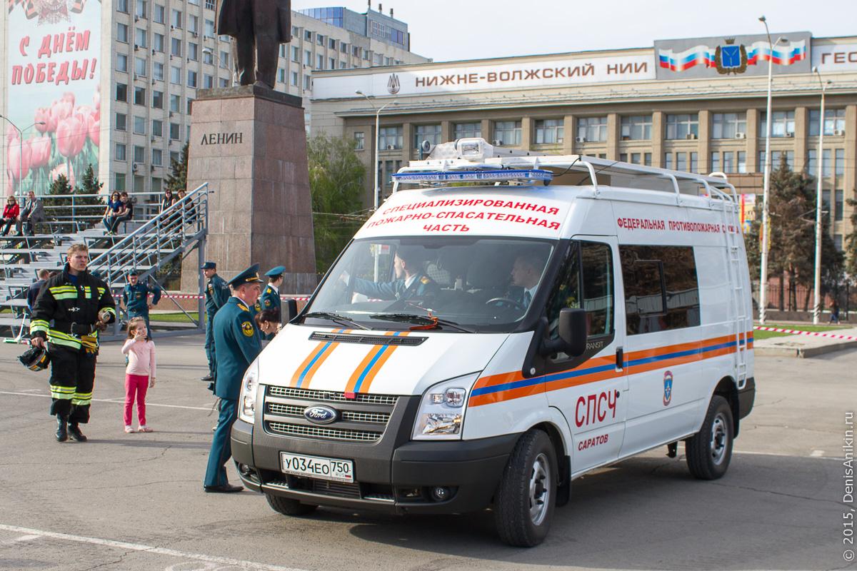 День пожарной охраны России 4