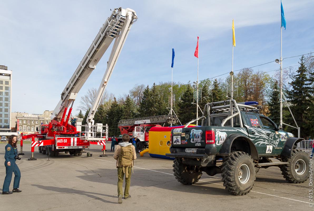 День пожарной охраны России 6