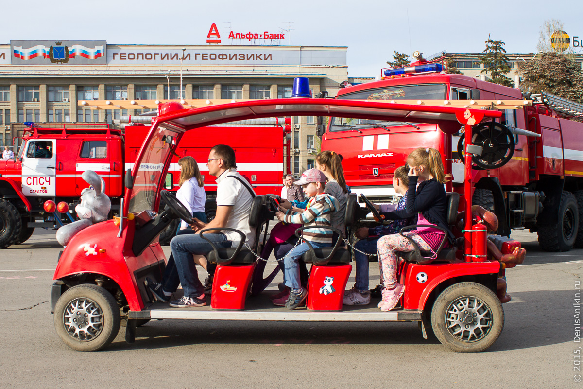 День пожарной охраны России 7