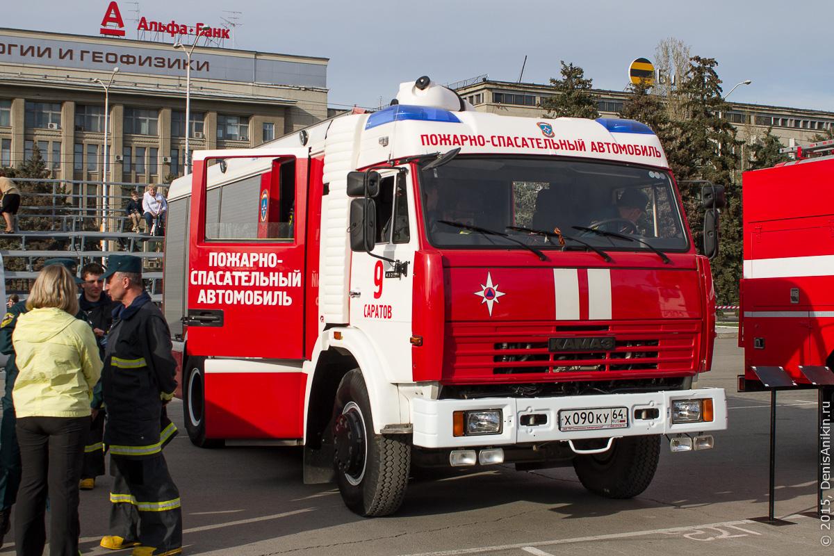 День пожарной охраны России 9
