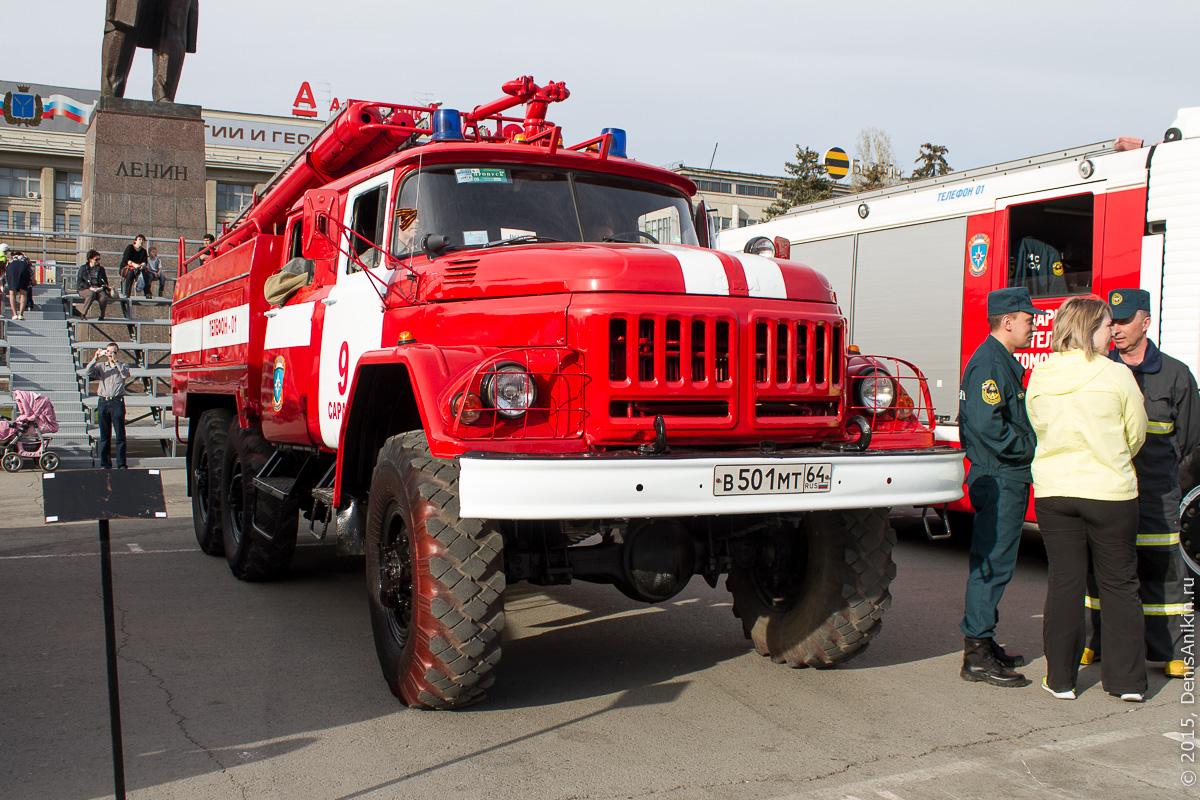 День пожарной охраны России 10