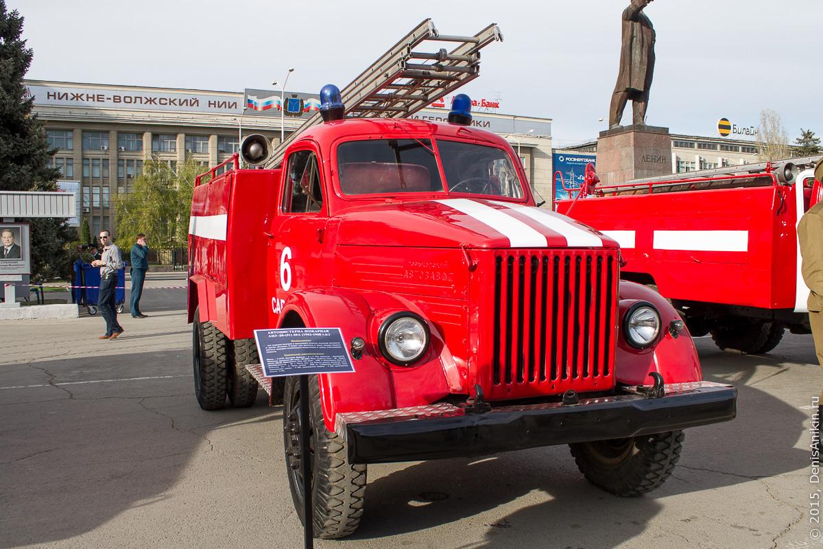 День пожарной охраны России 14