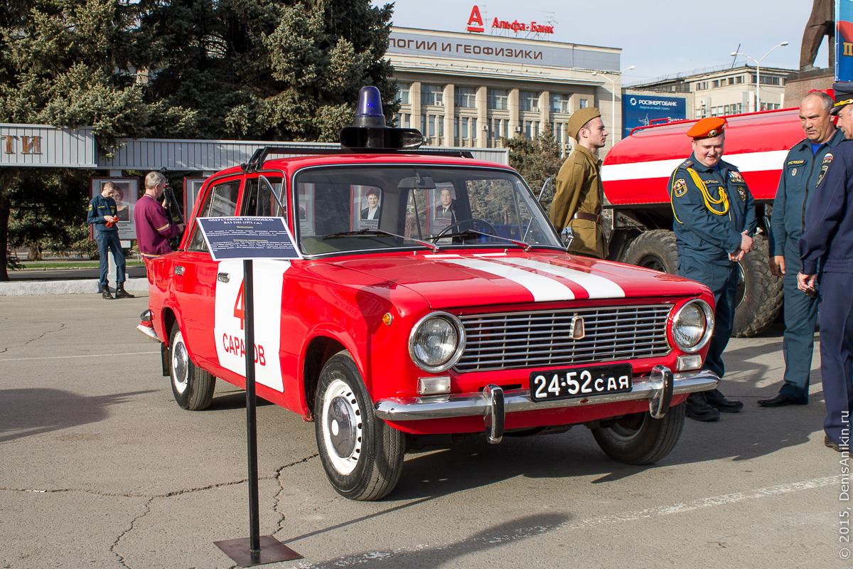 День пожарной охраны России 16