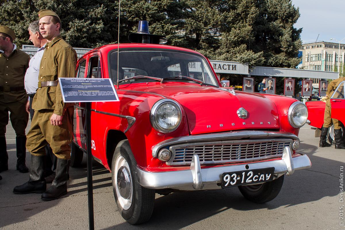 День пожарной охраны России 19