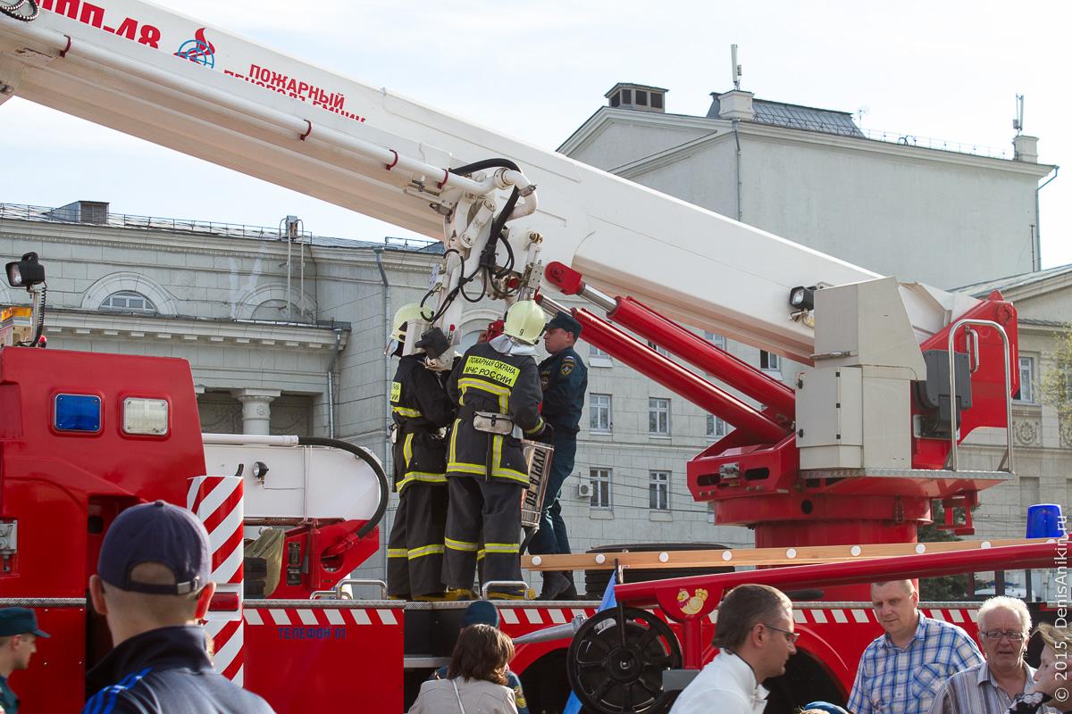День пожарной охраны России 22