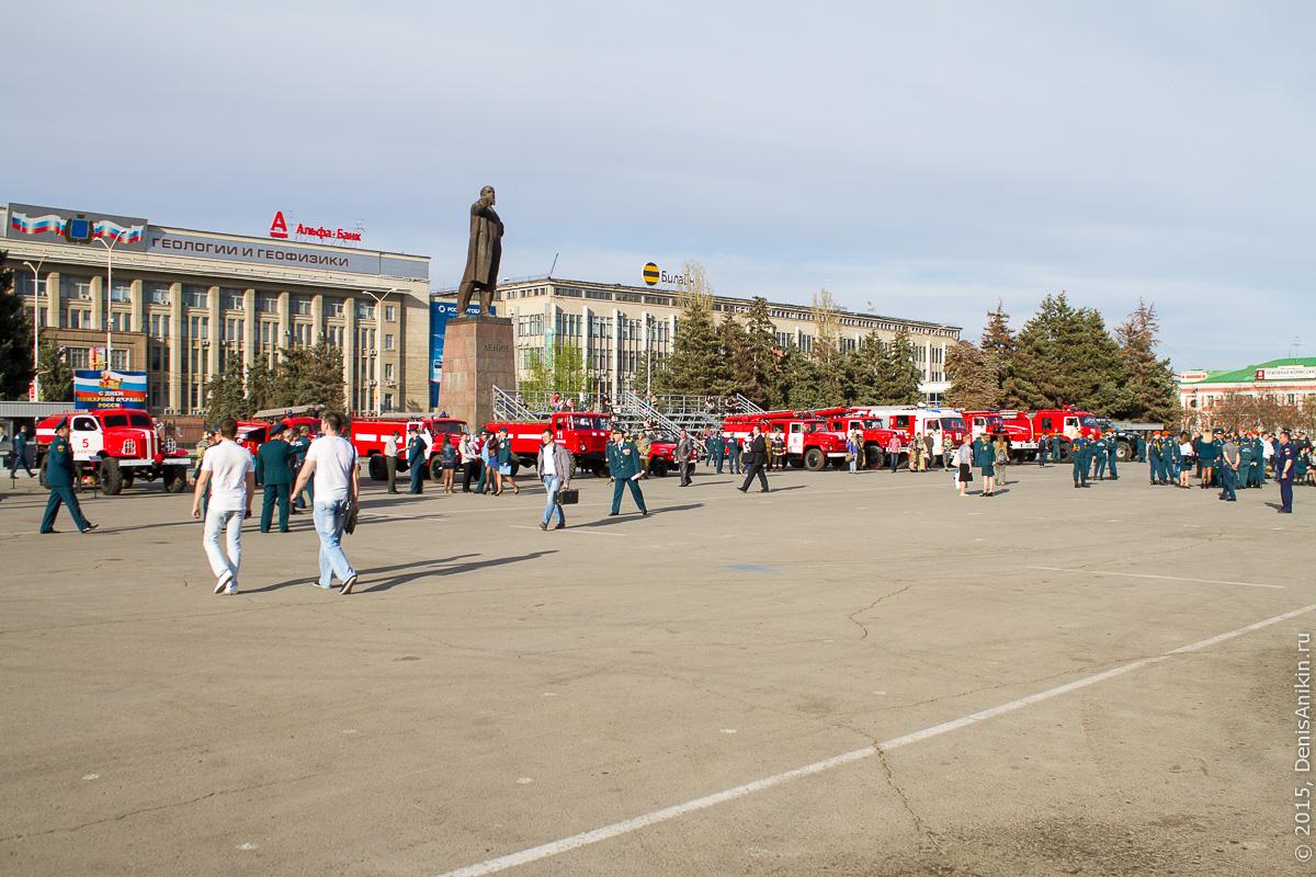 День пожарной охраны России 23