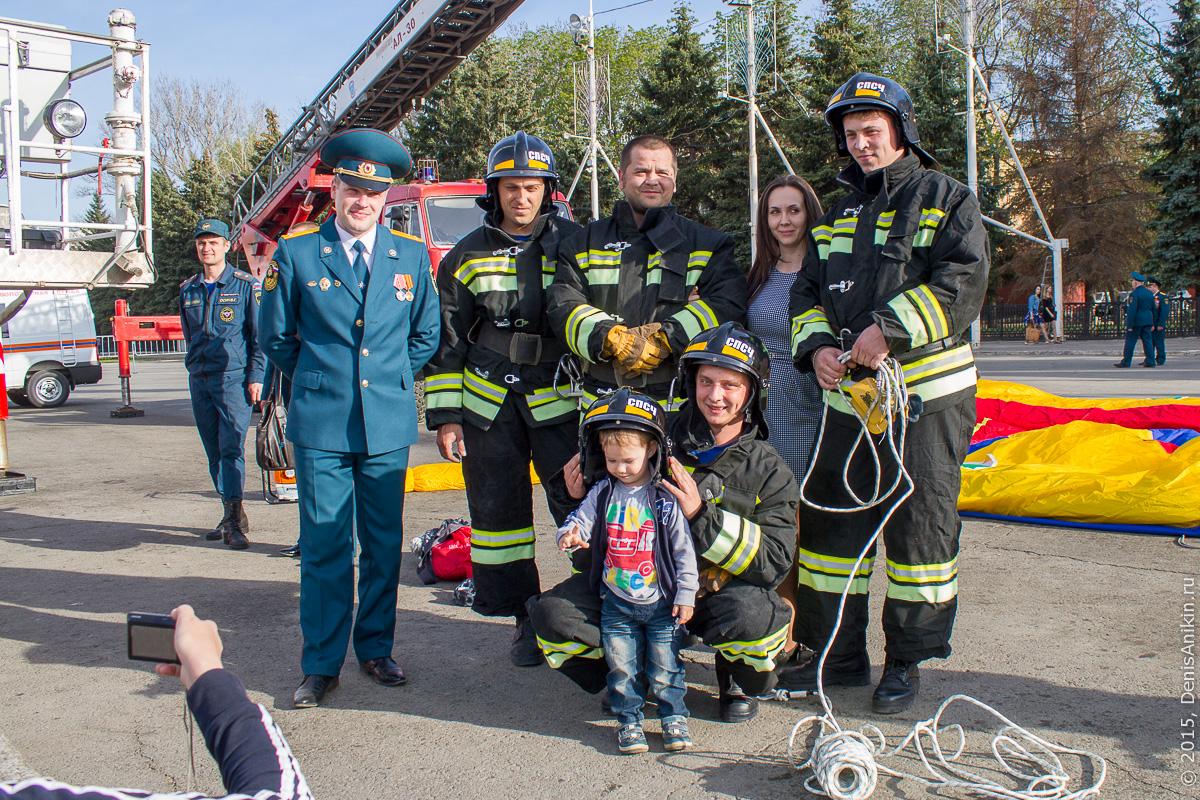 День пожарной охраны России 25