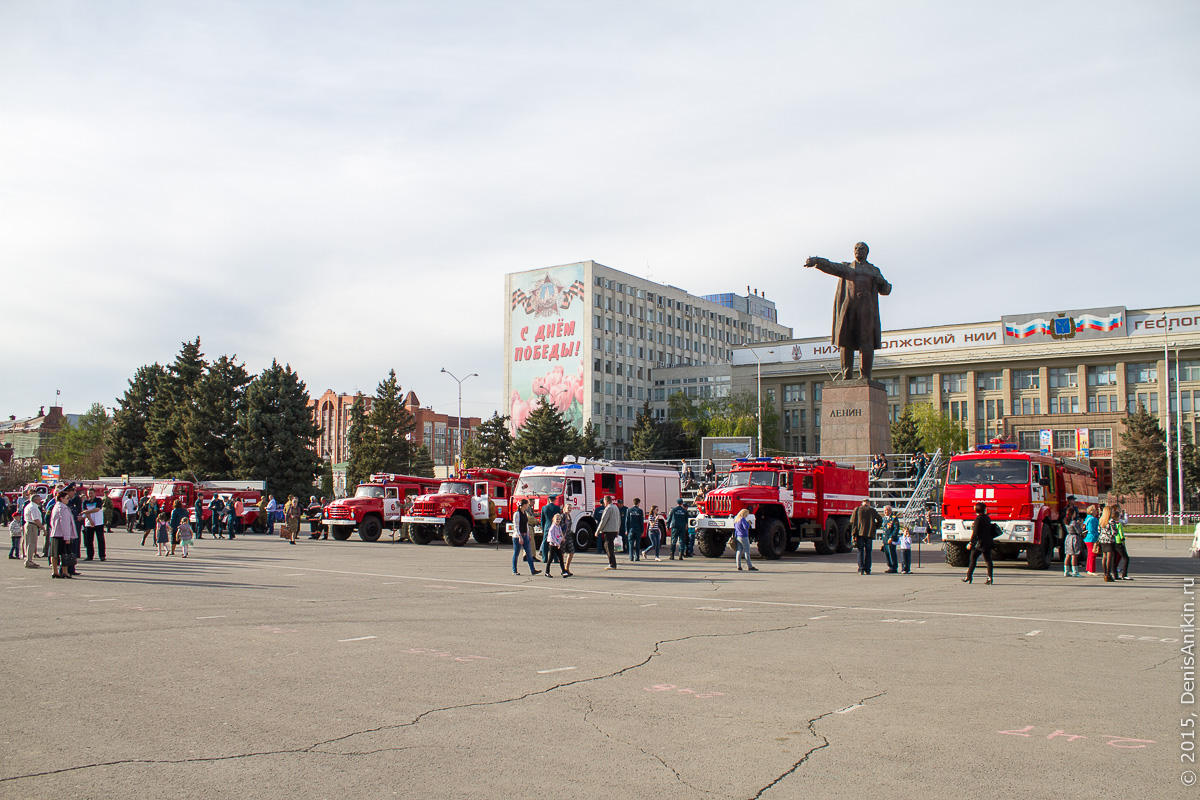 День пожарной охраны России 26